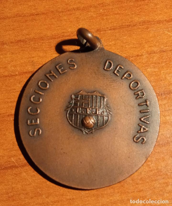 Coleccionismo deportivo: Club de Futbol Barcelona,secciones deportivas - Foto 2 - 262139370