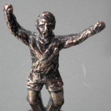 """Coleccionismo deportivo: TROFEO FÚTBOL """" V """" FIGURA MÁXIMO GOLEADOR. Lote 262653275"""