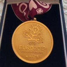 Coleccionismo deportivo: MEDALLA EURO 2012. Lote 269700748
