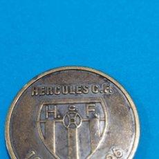 Coleccionismo deportivo: MEDALLA...HÉRCULES C.F....1922-'1996... Lote 272072778