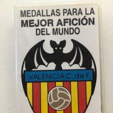 Coleccionismo deportivo: COLECCIÓN MEDALLAS PARA LA MEJOR AFICIÓN DEL MUNDO Y 6 MEDALLAS JUGADORES. Lote 292607753