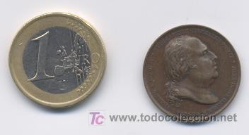 LUDOVICO XVIII- 1817 (Numismática - Medallería - Histórica)