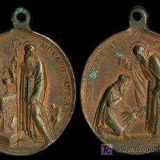 Medallas históricas: MEDALLA BENEDICTUS & ROMUALDUS ROMA ANTIGUA. Lote 14145461