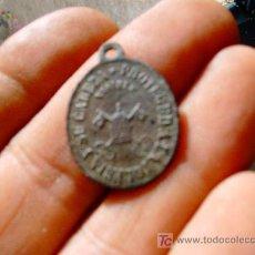 Medallas históricas: MEDALLA ANTIGUA . Lote 9968683