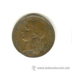 Medallas históricas: 1878 ADMINISTRACIÓN DE MONEDAS EXPOSICIÓN UNIVERSAL DE PARIS FRANCIA REPUBLICA FRANCESA DIÁMETRO: 30. Lote 22990062