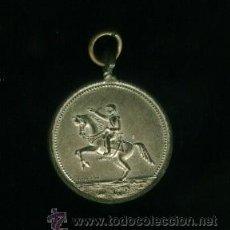 Medallas históricas: MEDALLA DE BRONCE - ANIVERSARIO ESCUELAS DE LA PLATA 1897. Lote 19800235