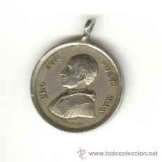 Medallas históricas: BONITA MEDALLA LEON XIII (1878-1903) DIÁMETRO: 30 MM.. Lote 25294189
