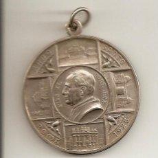 Medallas históricas: EXTRAORDINARIA MEDALLA - PIVS XI.PONT.MAX. AÑO SANTO 1925 ROMA ( MUY BONITO REVERSO ) EBC. Lote 27586147