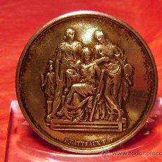 Medallas históricas: MEDALLA FRANCESA DE PLATA. Lote 21773958