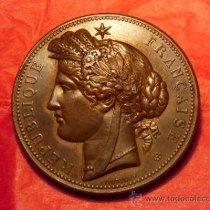 Medallas históricas: MEDALLA EXP. UNIV.DE PARIS 1878. Lote 21793937
