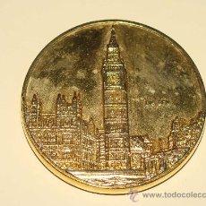 Medallas históricas: MEDALLA - MONEDA. REINO UNIDO. MIEMBRO DE LA CEE DESDE 1973. LONDRES, BIG BEN. . Lote 24461978