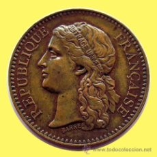 Médailles historiques: FRANCIA . FRANCE . EXPOSICION UNIVERSAL PARIS . 1878. Lote 27149706