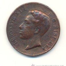 Medallas históricas: 17 DE MAYO 1902 BARATA MEDALLA MAYORÍA DE EDAD DE ALFONSO XIII. Lote 27340391