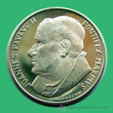 Medallas históricas: MEDALLA RELIGIOSA . JUAN PABLO II . ROMA. Lote 27744666