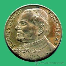 Medallas históricas: MEDALLA RELIGIOSA . JUAN PABLO II . PIEDAD. Lote 27744779
