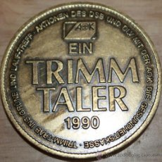 Medallas históricas: MEDALLA DE GRAN TAMAÑO. Lote 27847339