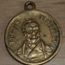 Medallas históricas: MEDALLA FRANCESA DE TRIERS. Lote 27847484