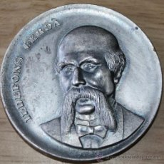 Medallas históricas: MEDALLA DE ILDEFONS CERDÁ I SUNYER 5CMS. Lote 29181189
