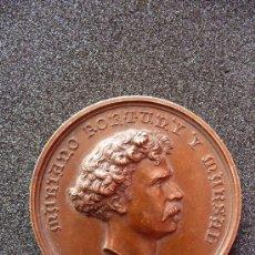 Medallas históricas: (JX-143)MEDALLA DE MARIANO FORTUNY Y MARSAL REUS(TARRAGONA) 1838-1873. Lote 30874545
