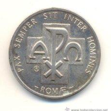 Medallas históricas: MUY BONITA MEDALLA DEL PAPA JUAN PABLO II VATICANO. DIÁMETRO: 35 MM.. Lote 32623962