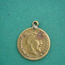 Medallas históricas: MEDALLA ANTIGÜA -NAPOLEON III EMPEREUR-. 1,7 CMS DE LONGUITUD.. Lote 32677239