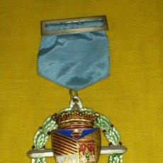 Medallas históricas: ANTIGUA MEDALLA LAUREADA COLEGIO PORTACELI DE SEVILLA. Lote 33555101