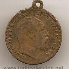 Medallas históricas: REINO UNIDO. MEDALLA DE EDUARDO VII. 1911. Lote 34729357