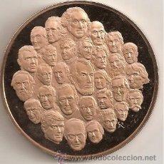Medallas históricas: MEDALLA BICENTENARIO ESTADOS UNIDOS. Lote 35377226