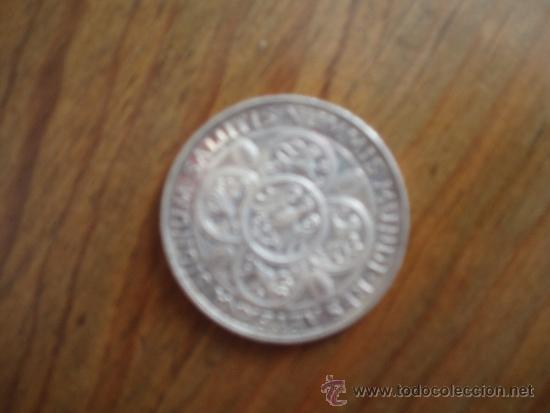 Medallas históricas: Medalla de plata de nefertiti - Foto 2 - 36372244
