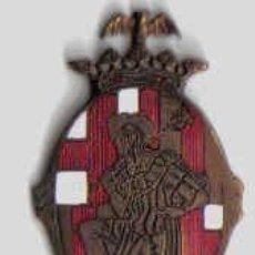 Medallas históricas: MEDALLA PARA COLGAR DE LA EXPOSICION INTERNACIONAL DE BARCELONA 1929. Lote 36480872