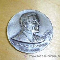 Medallas históricas: MEDALLA DE ENRIQUE BORRAS - ANIVERSARI DE LA SEVA MORT BARNA 1967. Lote 36508853