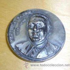 Medallas históricas: MEDALLA DE VENTURA GASOL POETA DE LA PATRIA 1980. Lote 36508901