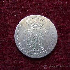 Medallas históricas: MEDALLA DE PLATA ISABEL II 1833 MADRID. Lote 36527033