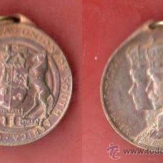 Medallas históricas: SUDAFRICA, MEDALLA CONMEMORATIVA DE LOS 25 AÑOS REINADO DE JORGE V. Lote 37116077
