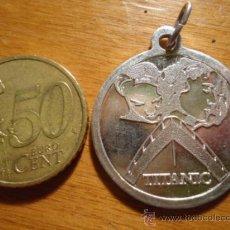 Medallas históricas: GRAN MEDALLA TITANIC , . Lote 38383828
