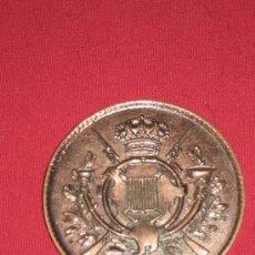 Medallas históricas: MEDALLA EL ARMA DE INFANTERIA EN LA PRIMERA CONMEMORACION DE SU EXCELSA PATRONA 1892/1992 COBRE. Lote 38945681
