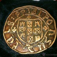 Medallas históricas: MEDALLA DIAMETRO;8CM.PRECIOSO TRABAJO. Lote 39981829