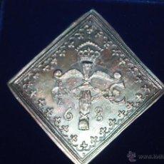 Medallas históricas: MEDALLA DE CONMEMORACION DE LA MONEDA SUIZA,CREO QUE ES DE PLATA. Lote 41216124