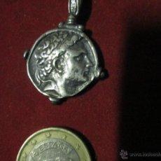 Medallas históricas: BONITA MEDALLA DE ALEJANDRO MASNO DE PLATA. Lote 42409922