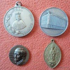 Medallas históricas: 4 MEDALLAS BURGALESAS EN BRONCE DIFERENTES MEDIDAS A 35 € C/U PRECIOSAS. Lote 42494044
