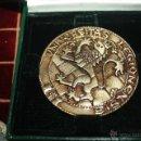 Medallas históricas: MEDALLA DE MANO UNIVERCITAS LEONENSIS. Lote 42880743