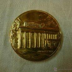 Medallas históricas: MUSEO DEL PRADO PAIS MIEMBRO DE LA CEE DESDE 1986. Lote 43650336
