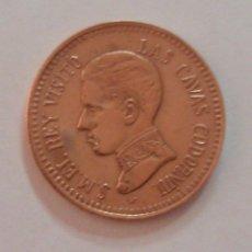Medallas históricas: MEDALLA S. M. EL REY ALFONSO XIII A LAS CAVAS DE CODORNIU 1094 25 MM. Lote 43890642