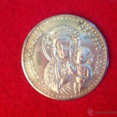 Medallas históricas: MEDALLA JUAN PABLO II, O.L. CZESTOCHOWA, PRECIOSA, 35 MM.,. Lote 44200511