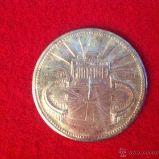 Medallas históricas: MEDALLA JUAN PABLO II, PLAZA DEL VATICANO PRECIOSA, 35 MM.,. Lote 44200580