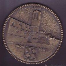 Medallas históricas: MEDALLA CONMEMORATIVA DEL ROTARY CLUB DE PEDRALBES - BARCELONA - 1905/1983. Lote 45189712
