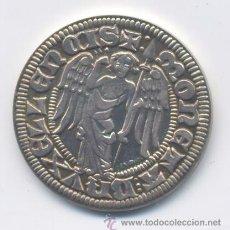 Medallas históricas: CONVENCION NUMISMATICA-BRUSELAS-1976-PLATA. Lote 45495830