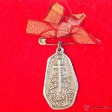 Medallas históricas: MEDALLA CONGRESO EUCARÍSTICO NACIONAL, ZARAGOZA, SEPTIEMBRE 1961. Lote 47429918