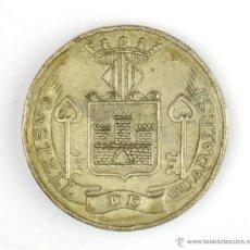 Medallas históricas: MEDALLA CASTELL DE GUADALEST-ALICANTE. Lote 47484380