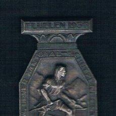 Medallas históricas: FLÜELEN 1936. Lote 47537119